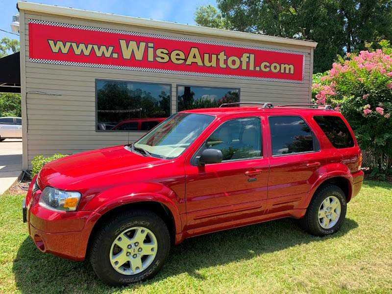 Ford Escape 2007 $5995.00 incacar.com