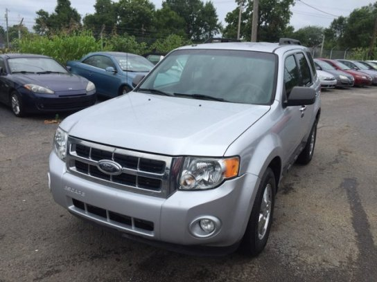 used Ford Escape 2010 vin: 1FMCU9D75AKB31455
