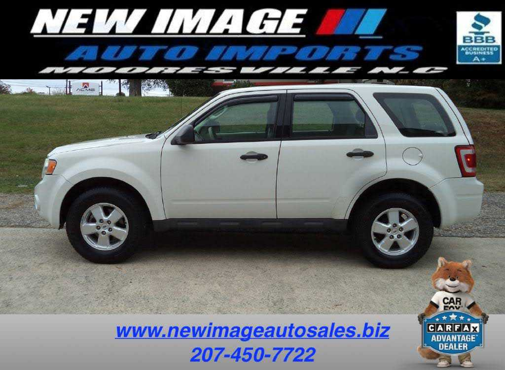 Ford Escape 2012 $3677.00 incacar.com