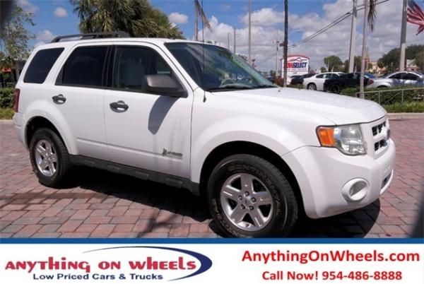 Ford Escape 2012 $4900.00 incacar.com