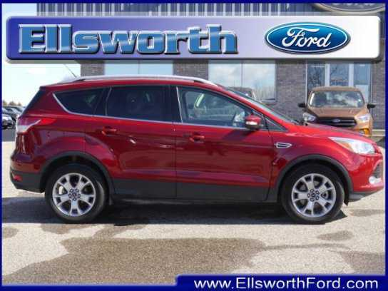 Ford Escape 2015 $20640.00 incacar.com