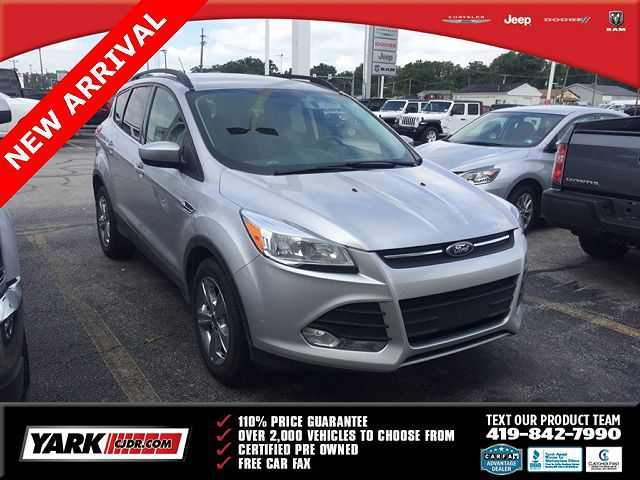 Ford Escape 2015 $14287.00 incacar.com
