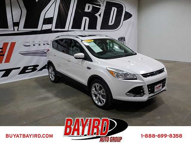 Ford Escape 2016 $24897.00 incacar.com