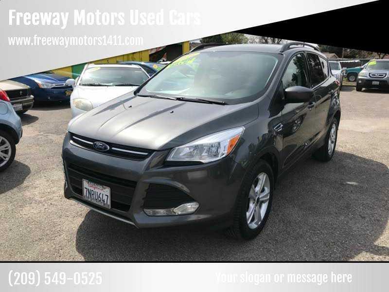 Ford Escape 2016 $9900.00 incacar.com