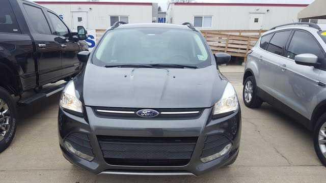 Ford Escape 2016 $25898.00 incacar.com