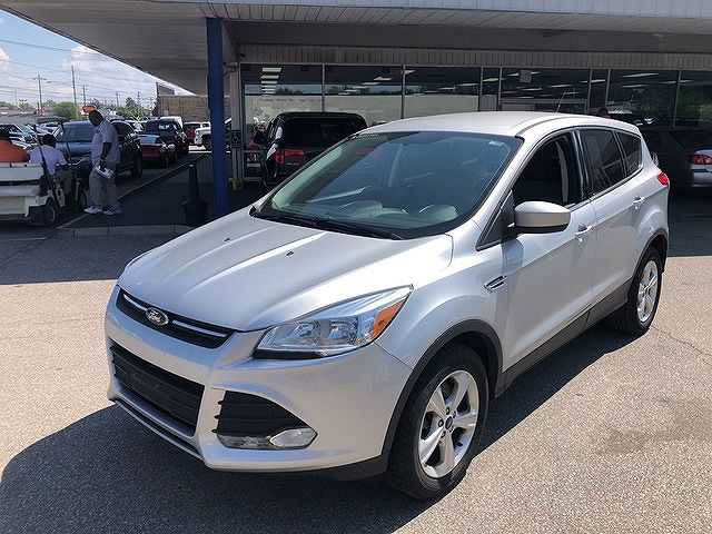 used Ford Escape 2016 vin: 1FMCU9GX2GUA40331