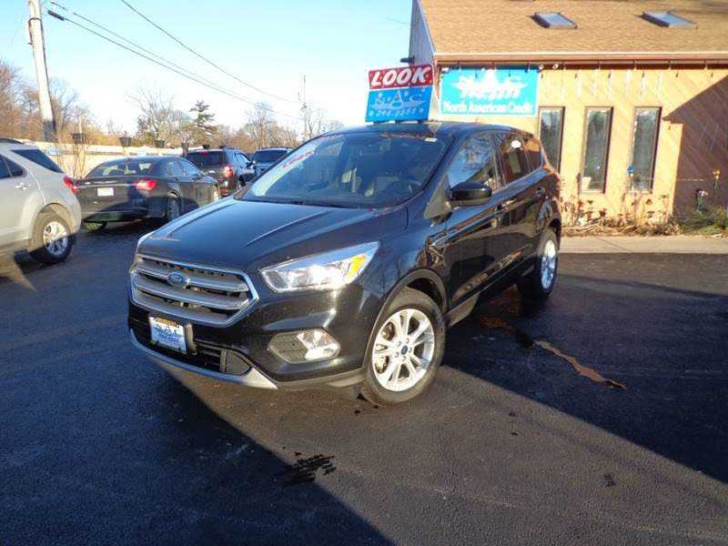 Ford Escape 2017 $11900.00 incacar.com