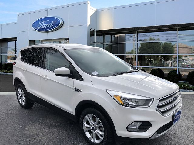 used Ford Escape 2017 vin: 1FMCU9GD1HUB96836