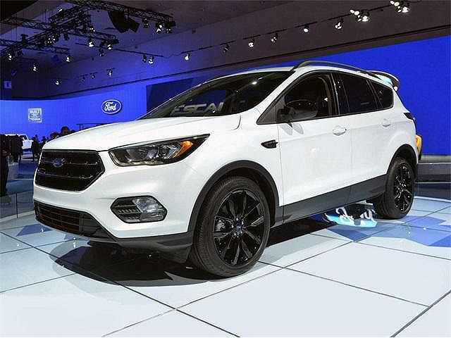 Ford Escape 2017 $16720.00 incacar.com