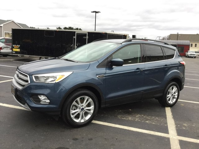 Ford Escape 2018 $24855.00 incacar.com