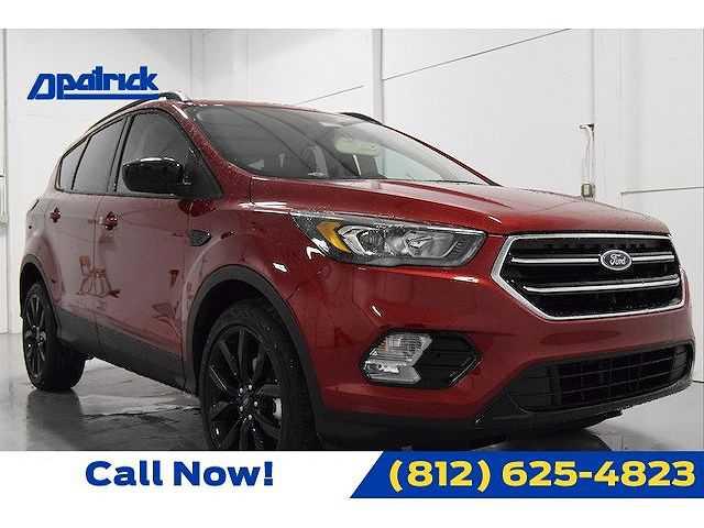 Ford Escape 2018 $20086.00 incacar.com