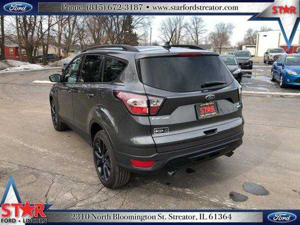 Ford Escape 2018 $31060.00 incacar.com