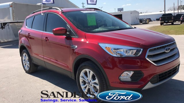 Ford Escape 2018 $24250.00 incacar.com
