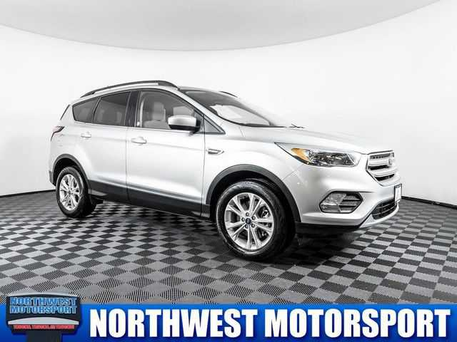 used Ford Escape 2018 vin: 1FMCU9G95JUC64895