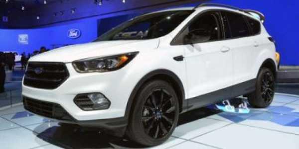 Ford Escape 2018 $24545.00 incacar.com