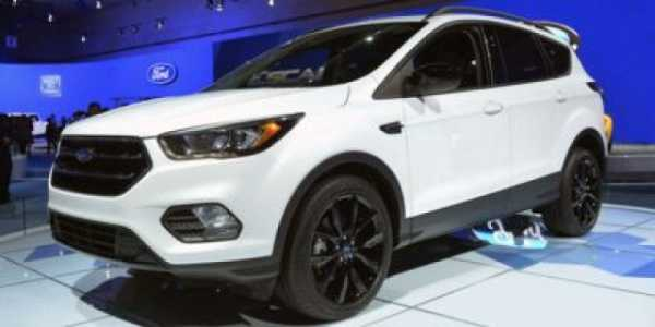Ford Escape 2018 $26423.00 incacar.com