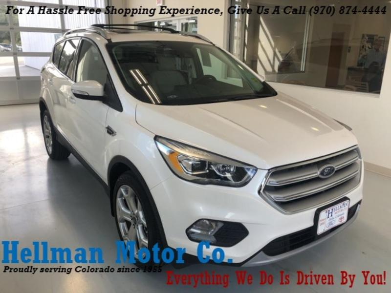 used Ford Escape 2018 vin: 1FMCU9J97JUD50833