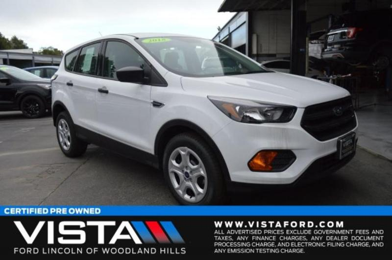 Ford Escape 2018 $20995.00 incacar.com