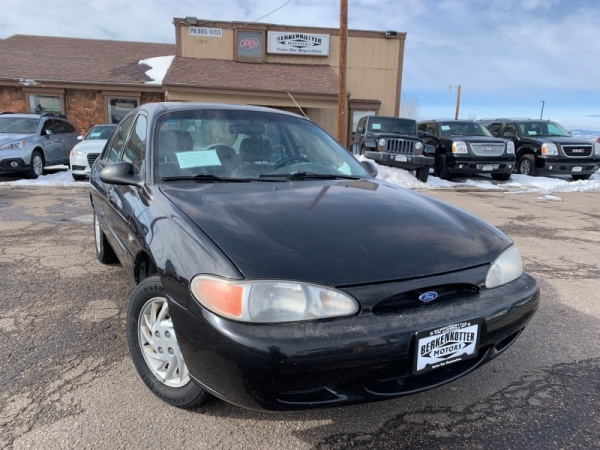 Ford Escort 1997 $3495.00 incacar.com