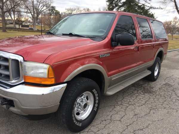 Ford Excursion 2000 $9495.00 incacar.com