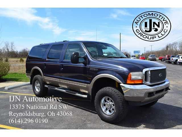 Ford Excursion 2000 $3995.00 incacar.com