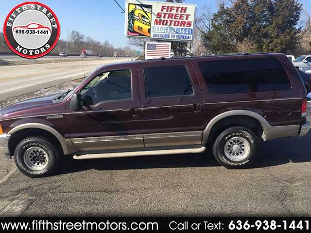 Ford Excursion 2000 $5999.00 incacar.com
