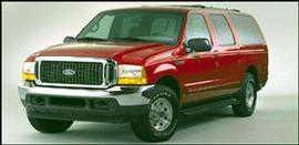 Ford Excursion 2000 $5495.00 incacar.com