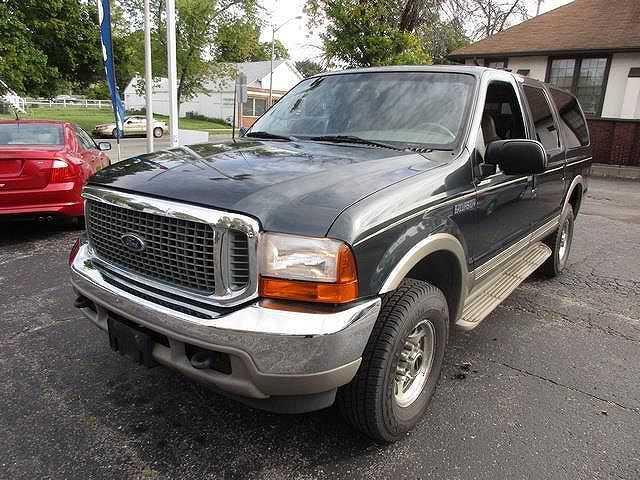 Ford Excursion 2000 $5500.00 incacar.com