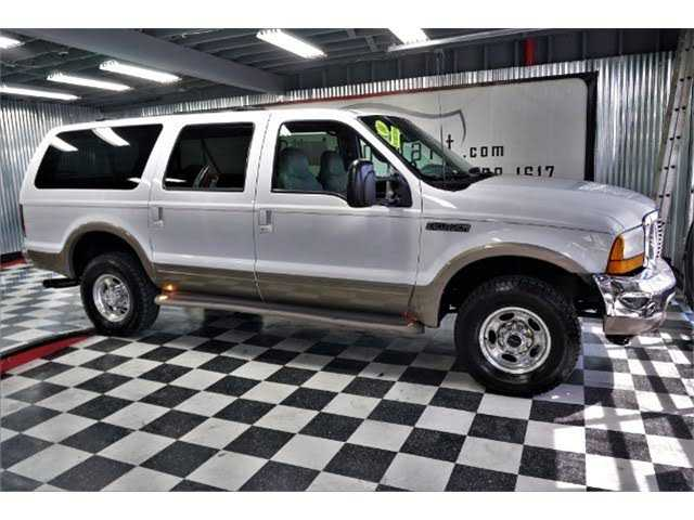 used Ford Excursion 2000 vin: 1FMNU43S8YEA13443