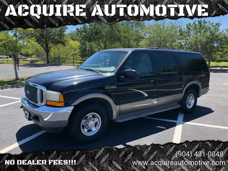 Ford Excursion 2001 $4987.00 incacar.com