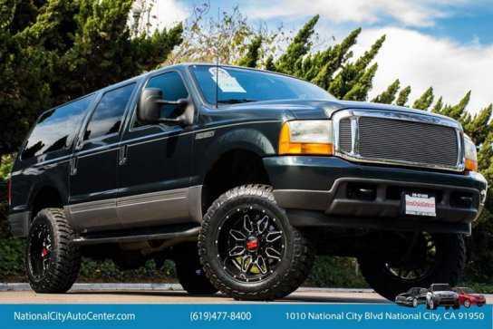 Ford Excursion 2001 $12898.00 incacar.com