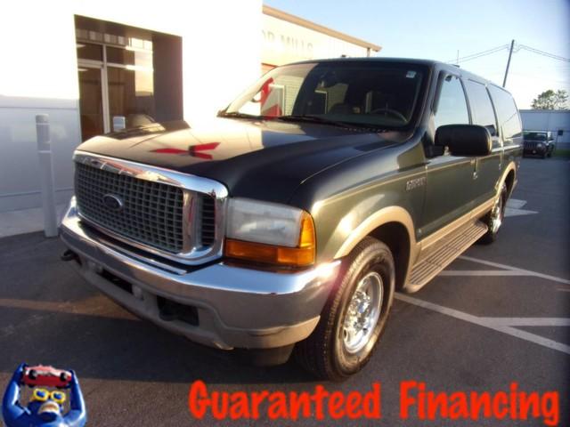 Ford Excursion 2001 $13973.00 incacar.com