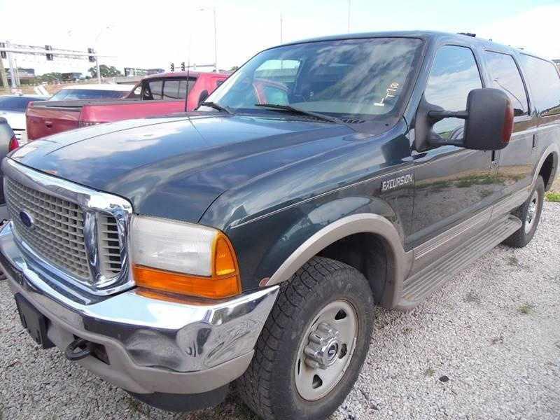 Ford Excursion 2001 $5500.00 incacar.com