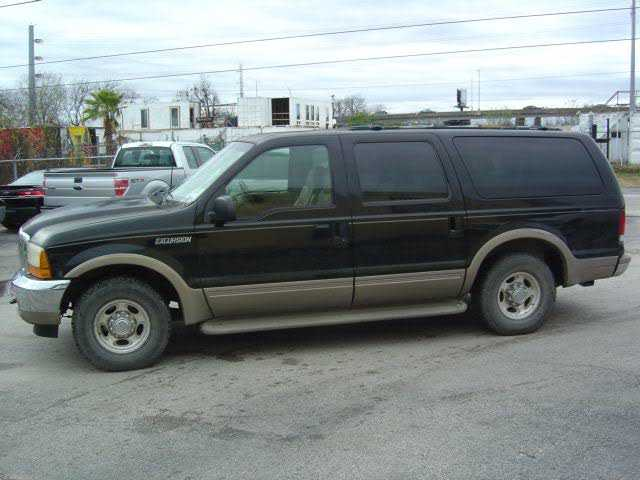 Ford Excursion 2001 $6550.00 incacar.com