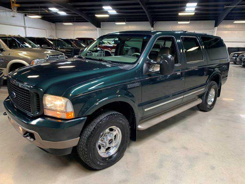 Ford Excursion 2002 $29995.00 incacar.com