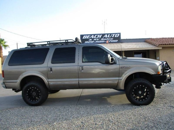 Ford Excursion 2002 $24995.00 incacar.com