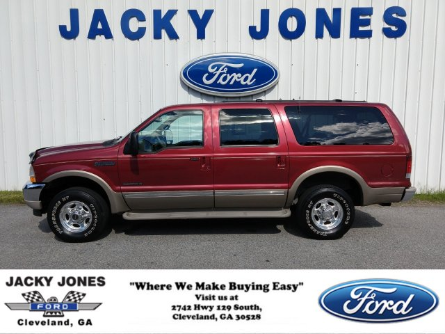 Ford Excursion 2002 $25900.00 incacar.com