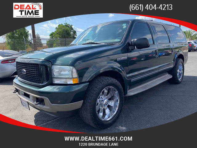Ford Excursion 2003 $9995.00 incacar.com