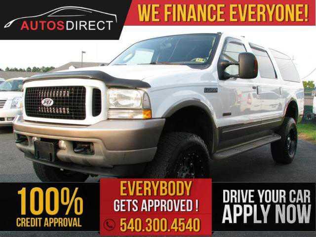 Ford Excursion 2004 $19777.00 incacar.com