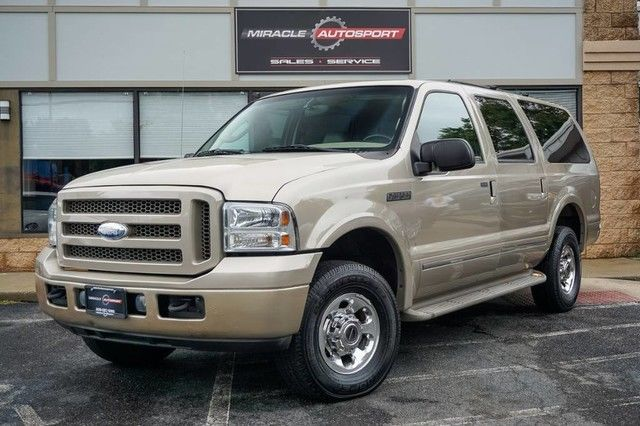 Ford Excursion 2005 $7495.00 incacar.com