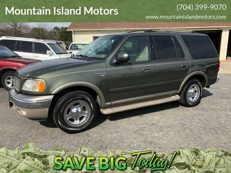 Ford Expedition 2001 $3688.00 incacar.com