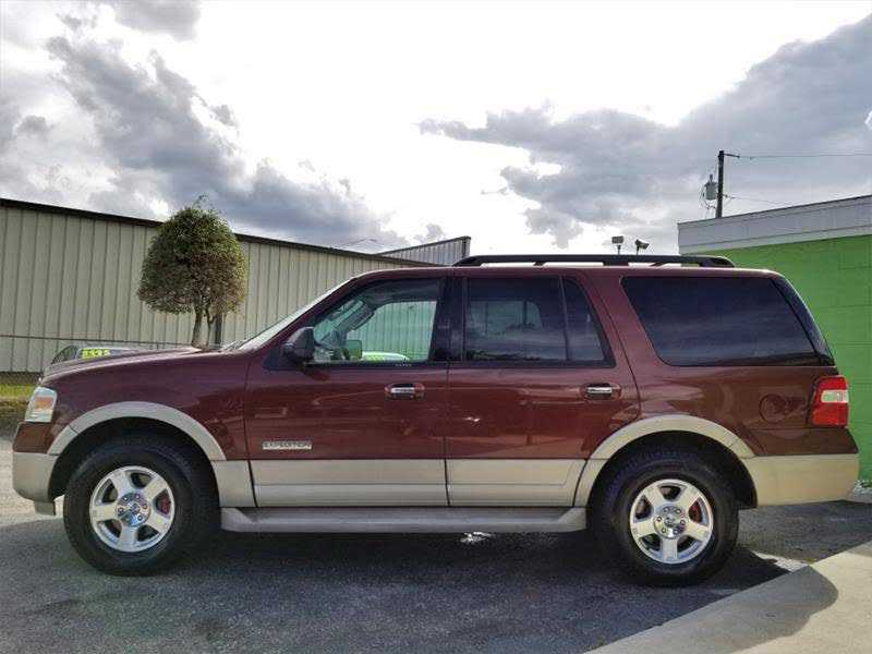 used Ford Expedition 2007 vin: 1FMFU185X7LA09782