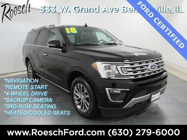 Ford Expedition 2018 $53999.00 incacar.com