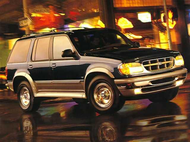Ford Explorer 1999 $4495.00 incacar.com