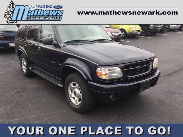 Ford Explorer 2000 $1495.00 incacar.com