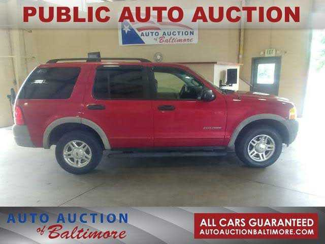 Ford Explorer 2002 $1400.00 incacar.com