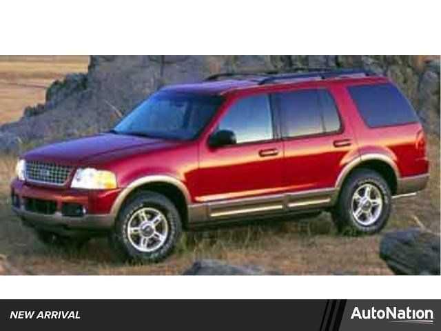 Ford Explorer 2002 $3510.00 incacar.com
