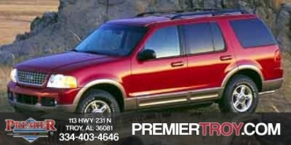 Ford Explorer 2002 $1599.00 incacar.com