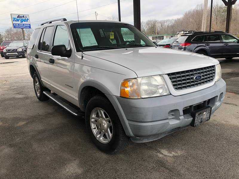 used Ford Explorer 2002 vin: 1FMZU72E92ZA45820