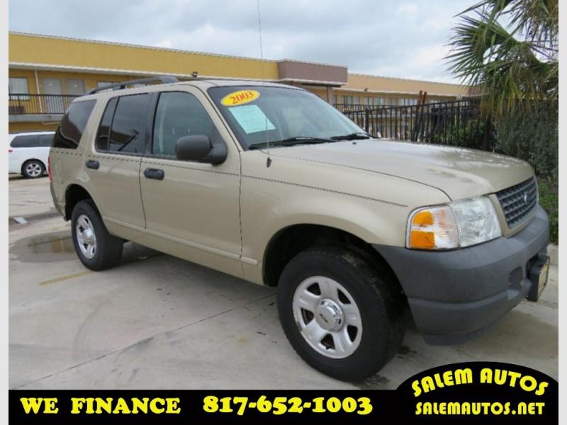 Ford Explorer 2003 $3000.00 incacar.com